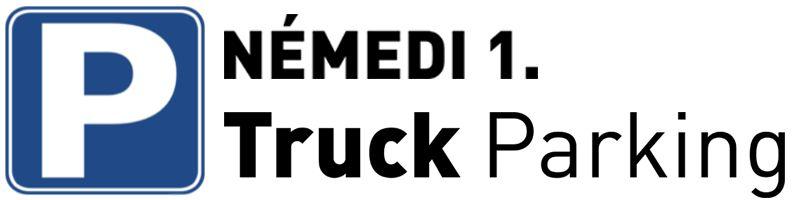 Kamion parkoló – M0 – Alsónémedi